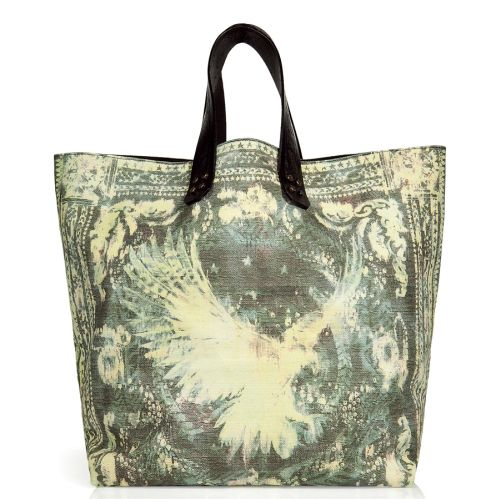 Balmain Canvas Tote Bag