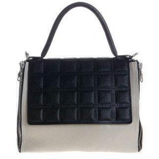 Barbara Rihl CLASSICAL LOVE Handtasche schwarz/ivory