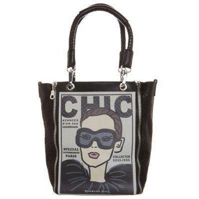 Barbara Rihl HIGHGLOSS LINDA Shopping bag schwarz