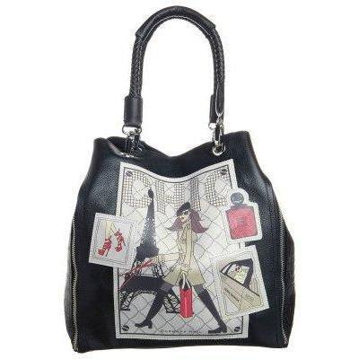 Barbara Rihl MONTAIGNE AVENUE SPECIAL Shopping bag schwarz
