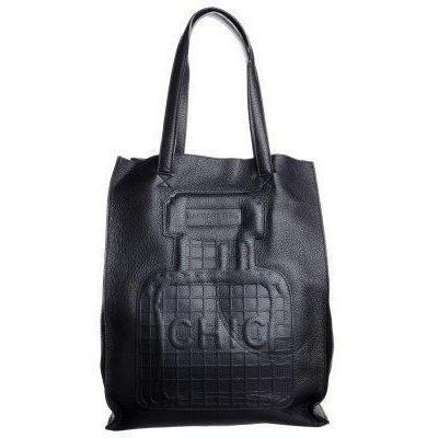 Barbara Rihl SMOOTH Shopping bag schwarz