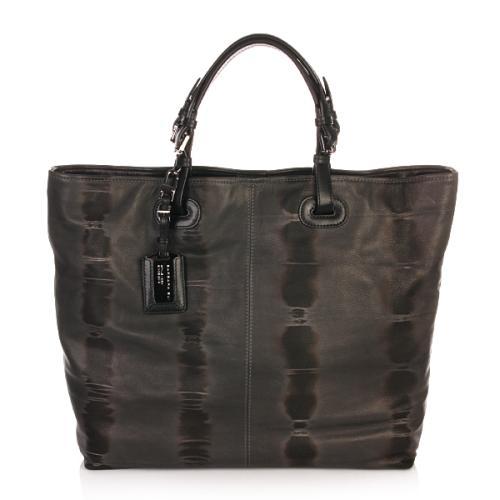 Barbara Bui Tote Calf Leather Grey