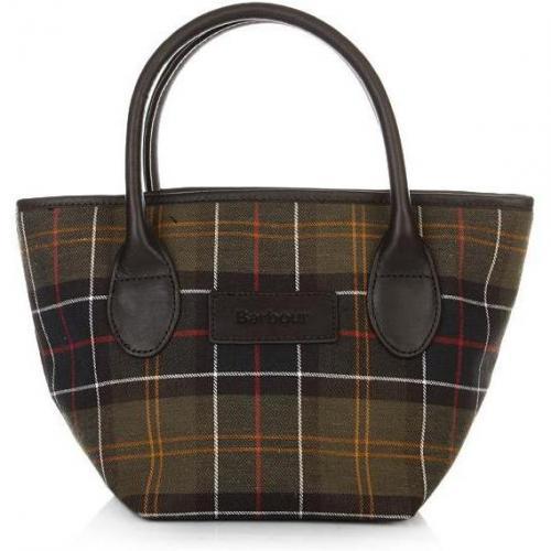 Barbour Tartan Tote Bag Classic