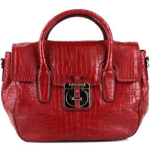 Boss Black Shoulder Bag Cleide-C Open Red