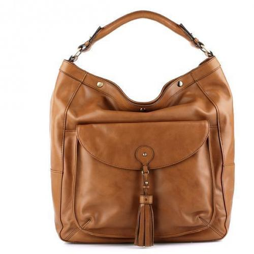 Boss Orange Katelin Hobo-Bag Medium Brown