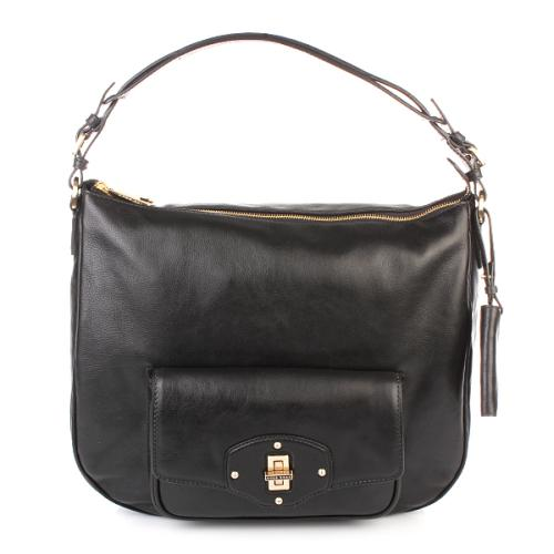 Boss Black Covel Hobo Schwarz