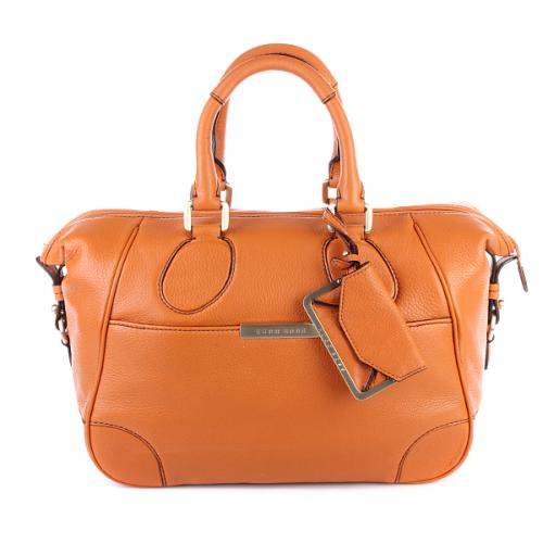 Boss Black Malindi Tote Orange