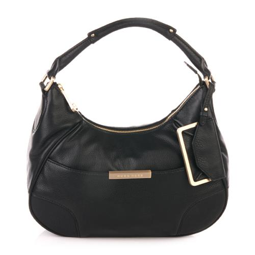 Boss Black Meggy Hobo Schwarz