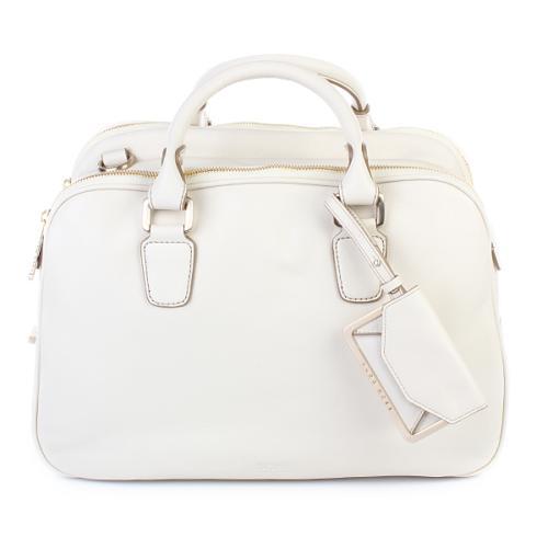 Boss Black Handtasche Weiß
