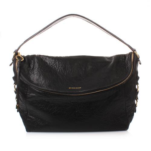 Boss Orange Alliane Hobo Bag Black