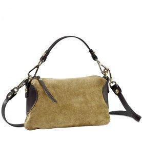 Braun Büffel CARESSA Handtasche Handtasche beige