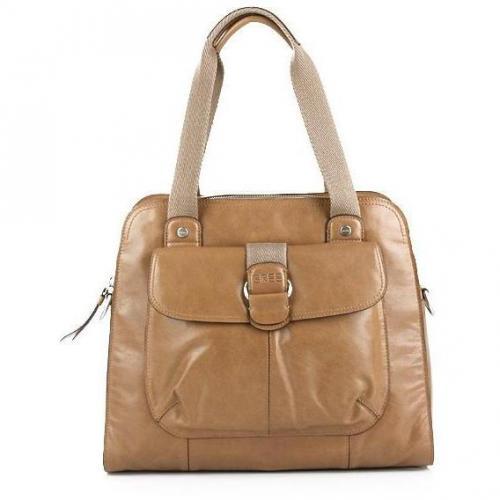 Bree Florenz 2 Cognac Ladies' Handbag