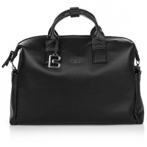 Bree Nola 8 Business Bag Grained Black