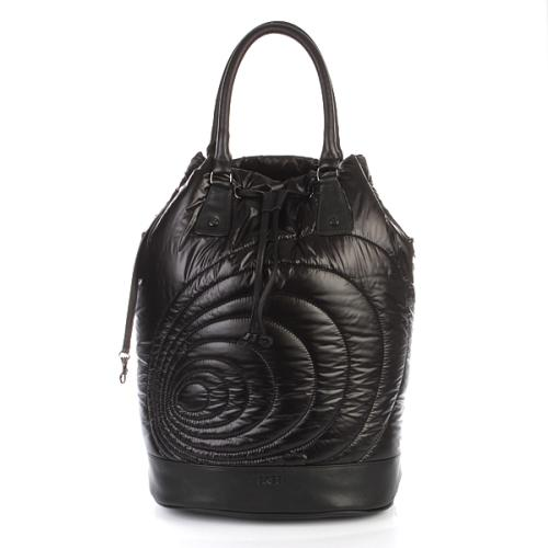 Bree Shoe Bag 2012 Black Bag Nylon