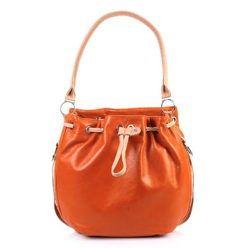 Bree Brigitte 16 Rust Orange Vintage