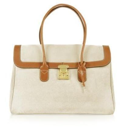 Bric's Life - Handtasche aus Textilleder