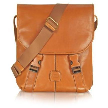 Bric's Life Leather - große Crossbody Tasche