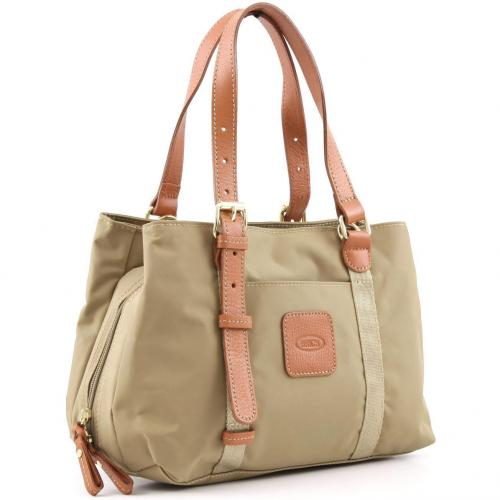 Brics X-Bag X-Travel M Shopper safari