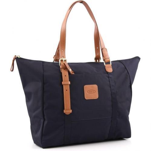 Brics X-Bag X-Travel Shopper dunkelblau