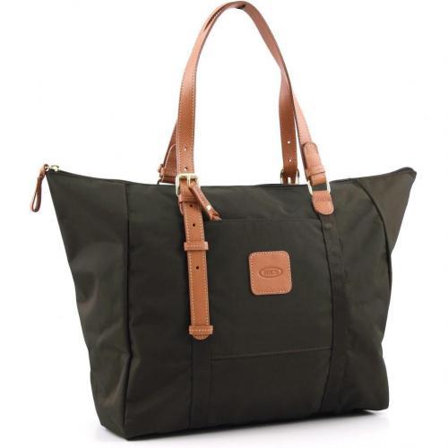 Brics X-Bag X-Travel Shopper olivgruen