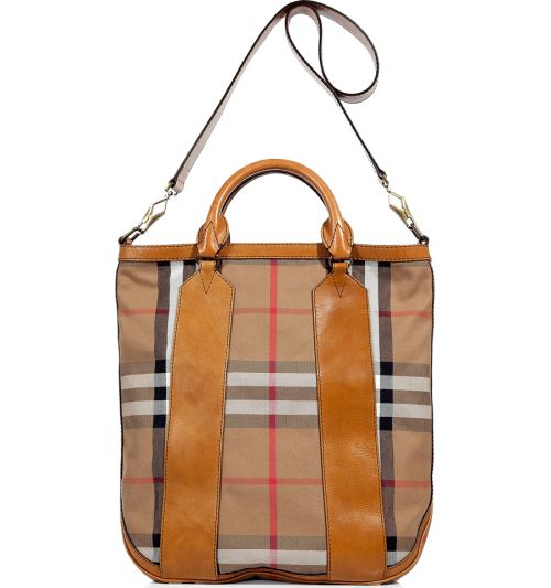 Burberry London Bonington Tote Bag