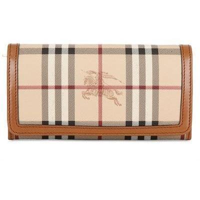 Burberry - Penrose Haymarket Continental Brieftasche