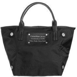 Calvin Klein Jeans Handtasche schwarz