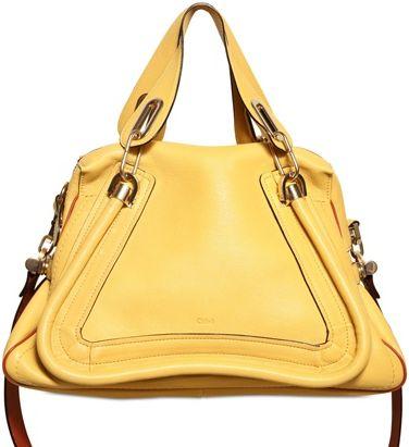 Chloe - Paraty Military Strap Handtasche