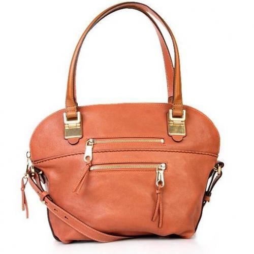 Chloé Porte Epaule Zipper Bag