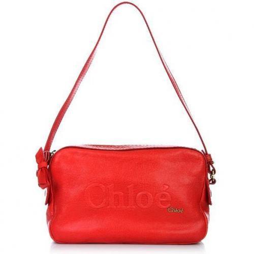 Chloé Shoulder Bag Trousse Lipstick