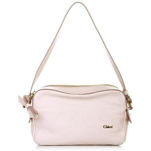 Chloé Shoulder Bag Trousse Pearl