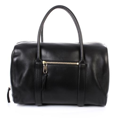Chloé Madeleine Zipped Bag Black Big
