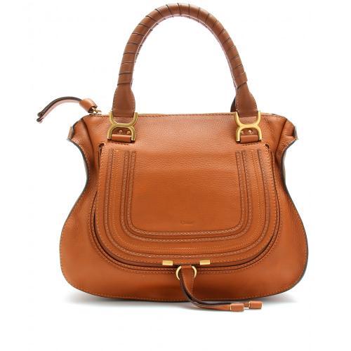 chlo marcie medium ledertasche braun beige designer handtaschen paradies it bags burberry