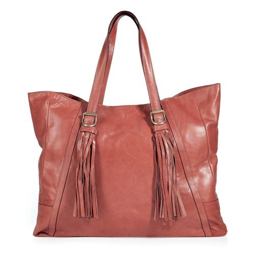 See by Chloe Terracotta Schultertasche