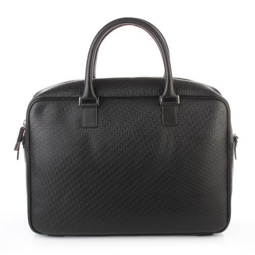 Christian Dior Briefcase Schwarz