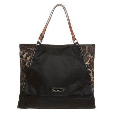 CLASS Roberto Cavalli Shopping Bag orange/black