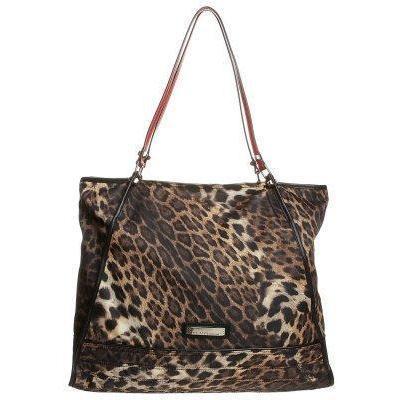 CLASS Roberto Cavalli Shopping Bag rot/leo