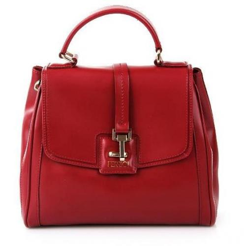 Claudio Ferrici Bella! Frame Shoulderbag Red