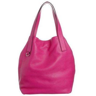 Coccinelle MILA Shopping bag fuxia
