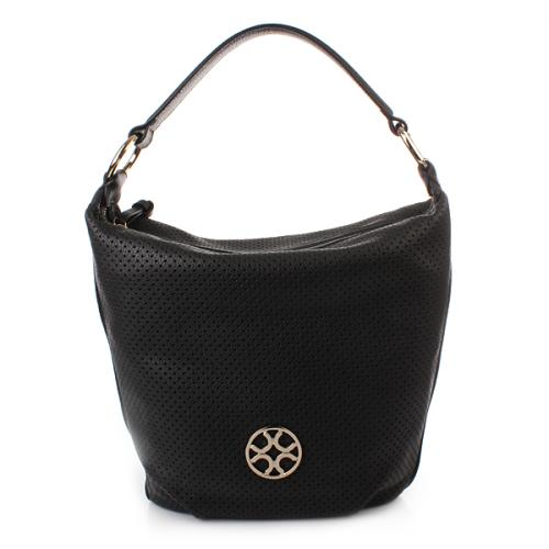 Coccinelle Borsa Drilly Nero Hobo