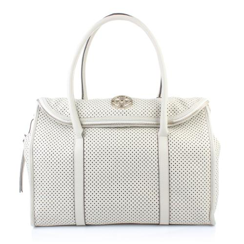 Coccinelle Borsa Drilly Off Weiss