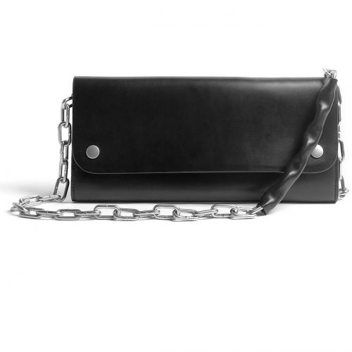 Acne Shiloh Chain Handle Clutch