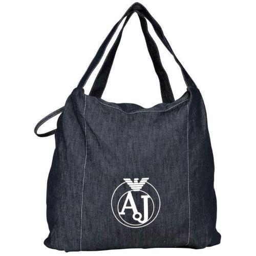 Armani Jeans Denim-Shopper