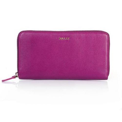 Bally Morissa Wallet Purple Haze