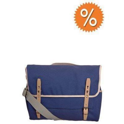 Bleu de Chauffe MUSETTE GAVROCHE Tasche indigo/natural