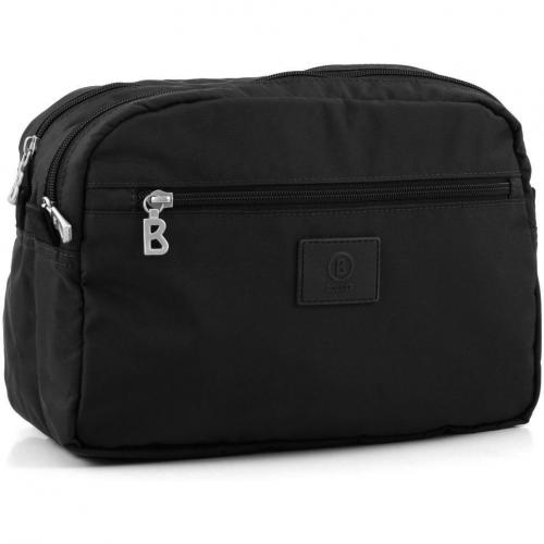 Bogner Spirit Travel Wet Pack Kulturbeutel schwarz