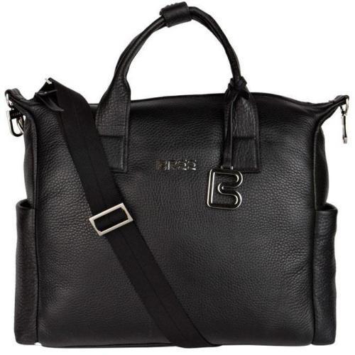 Bree Handtasche Nola Schwarz