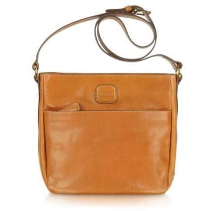 Bric's Life Leather - Crossbody Tasche