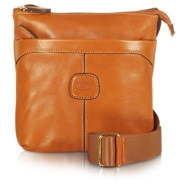 bric 39 s life leather crossbody tasche mit rei verschluss designer handtaschen paradies it. Black Bedroom Furniture Sets. Home Design Ideas