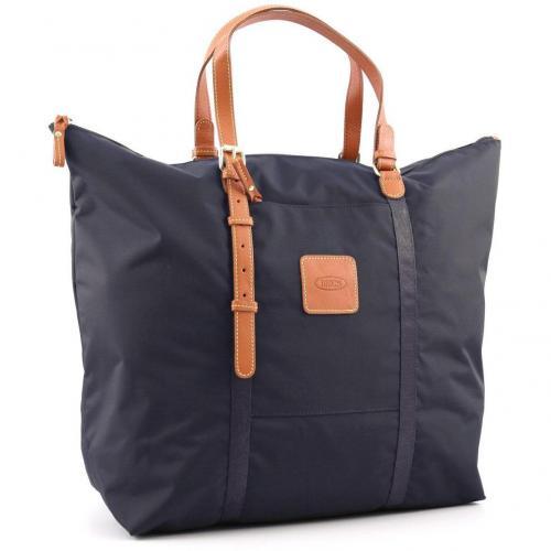 Brics X-Bag X-Travel L Reisetasche dunkelblau